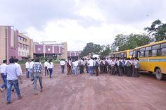 Day 1 - Inauguration Ceremony ( Kshitij - Unnayan 2013 )