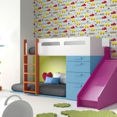 Bunk Beds Adjust, People Do Not. – Bunk Beds for Kids Space Saving Furniture, Kids Furniture, Baby Bedroom, Girls Bedroom, Andys Room, Modern Bunk Beds, Cute Bedding, Bunk Rooms, Kid Beds