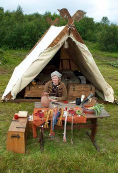 Lofotr Viking Festival 2013. http://paganroots.tumblr.com/post/57894425046