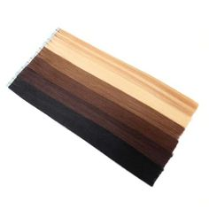 Remy Tape In Human Hair Extensions, 9 Colors Silky Straight European Remy Human Hair, Human Hair Extensions, Moisturize Hair, Deep Conditioner, Split Ends, Fashion Hair, Natural Oils, Weave Hairstyles, Hair Type