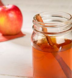 Mulled Maple Cider
