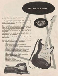 1954 Fender Musical Instruments catalog. Courtesy Lark Street Music
