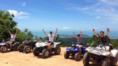 Jun 2019 - We organize a very nice ATV and Buggy ride, to enjoy the Nature and the views. Ko Samui, Samui Thailand, Surat Thani, Amazing Adventures, Day Trips, Atv, Quad, Trip Advisor, Monster Trucks