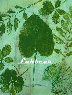 Lakbear has shared 1 photo with you! Handmade Stamps, Plant Leaves, Diy Crafts, Plants, Photos, Painting, Art, Art Background, Pictures