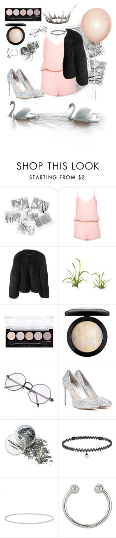 """""""Başlıksız #98"""" by pinknpie ❤ liked on Polyvore featuring Boux Avenue, Balenciaga, L.A. Colors, MAC Cosmetics, Miu Miu, BERRICLE, Anne Sisteron, Miss Selfridge and Bling Jewelry"""