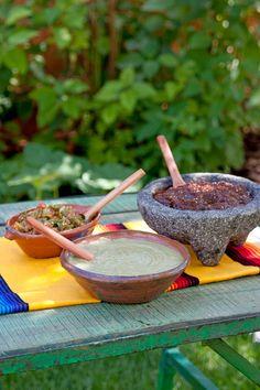 Chile Pasilla Oaxaqueño Salsa