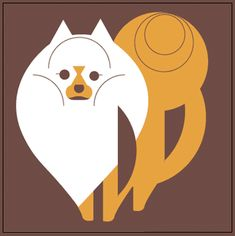 Pomeranian by Eleanor Grosch      Eleanor Grosch (want it!)