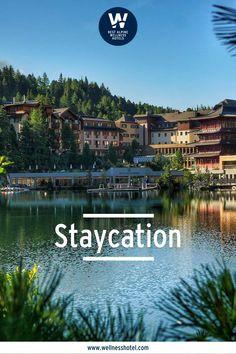 Die Berge bieten all das, was Post-Corona-Reisen erfordern: Ruhe, Weite, Stille, Entschleunigung. Bewegung ermöglicht den notwendigen Wechsel aus Spannung & Entspannung, der für unsere Gesundheit so wichtig ist. In den Best Alpine Wellness Hotels schauen wir immer schon auf gesunde, regionale Ernährung und Angebote, die das Wellbeing unserer Gäste fördern. Urlaub zu Hause in Österreich   Staycation Staycation, Spa Day, Hotels, Movie Posters, Corona, Cultural Diversity, Vacation Places, Recovery, Bowties