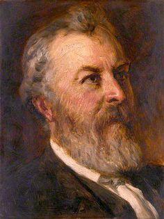The Athenaeum - ARCHER, James Scottish (1823-1904)_John MacWhirter, Landscape Painter - circa 1890-1891