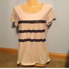 "Spotted while shopping on Poshmark: ""Banana Republic Tee""! #poshmark #fashion #shopping #style #Banana Republic #Tops"