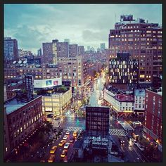 We're ready for a night out in the city. #TGIF #NYC #Meatpacking