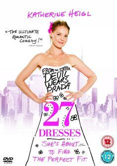 27+dresses | 27 Dresses (UK - DVD R2 | BD RB)