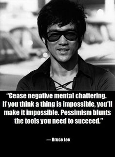 Top quotes by Bruce Lee part.2