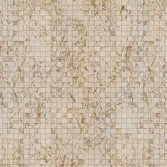 NLXL Materials Wallpaper by Piet Hein Eek - Beige Marble-8,1 x 7,7 cm | PHM-64 | £199.00