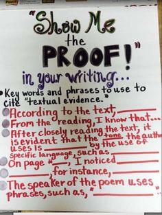 A Teacher's Daze: Best Anchor Charts to Teach ELA
