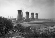 John DaviesAgecroft Power Station, Salford, 1983 Silver gelatin print76.2 x 101 cmSold out edition of 10Signed and dated in pencil on the recto.