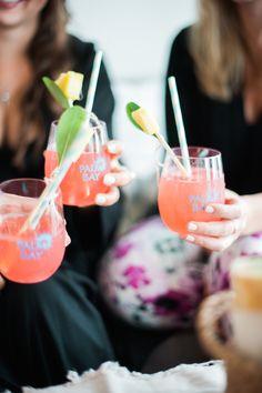 A Grown Up Slumber Party – lark & linen