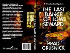 Dark, Gritty, Homeless Murder Mystery needs a Book Cover