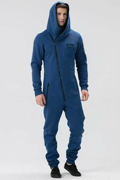 Jumpsuit Men TrackSuit PlaySuit Sports Wear Hooded Zip All In OnePiece Roomper Couple Outfits, Casual Outfits, Gothic Steampunk, Steampunk Clothing, Victorian Gothic, Steampunk Fashion, Gothic Lolita, Indian Groom Dress, Track Suit Men