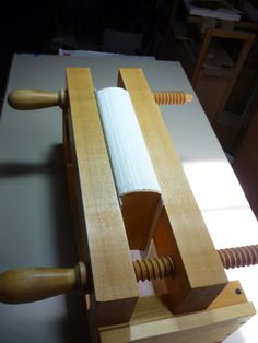 Do it yourself book binding jig for glueing about the binding when a spine goes bad solutioingenieria Choice Image