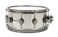 Black TI Snare. #dwdrums #thedrummerschoice