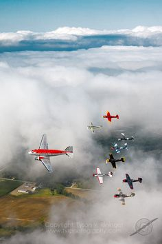 Experimental Aviation Association's 2007 Airventure Fly-In and Airshow | Tyson V. Rininger