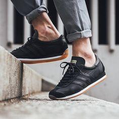 Adidas Country OG - Black RELEASE: Wednesday, 1st June 2016 Instore & Online Zurich