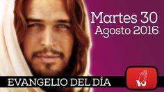 Evangelio de Hoy Martes 30 de Agosto de 2016 La mente de Cristo/ la expulsión de Demonios - YouTube
