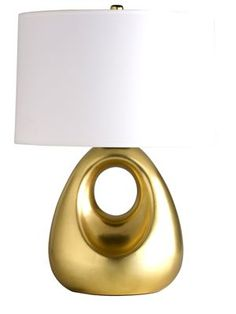 Mitchell Gold + Bob Williams Donut Table Lamp $385