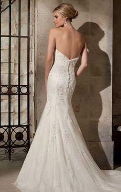 Mori Lee 2718 Dress - MissesDressy.com