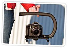 stabilizer for DSLR videos - i can make one of those myself... it's good to know it's that easy