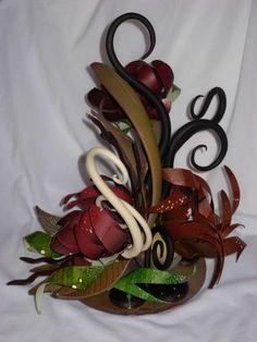 Floral Chocolate Sculpture | Simicakes1's Blog