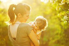 Das Geheimnis vom verwöhnten Kind - Verwöhn dein Kind mit Liebe!