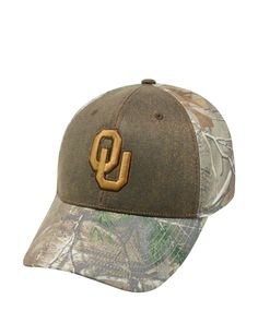 super popular a5d19 d9f52 University of Oklahoma Sooners Realtree® Camo Cap   Stage Stores University  Of Oklahoma, Oklahoma