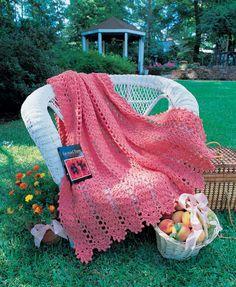Marigold Garden Afghan