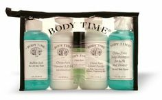 Deluxe China Rain® Sampler by Body Time®. $48.00. Makes a great gift for any occasion. Contains a sampling of products scented with China Rain® Perfume Oil. Bag can be reused as a makeup bag or pencil and pen bag. Trial sized bottles make this a convenient collection when travelling. Products are packaged in a reusable clear, vinyl, zipper bag. This sampler travel pack includes 4-oz. each of China Rain® Vitamins A, D and E Moisturizer, China Rain® Body Shampoo,...