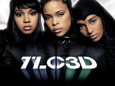 """The R&B group TLC, featuring Lisa """"Left Eye"""" Lopez, Tionne """"T-Boz"""" Watkins and Rozanda """"Chilli"""" Thomas, changed the musical landscape upon their debut in 1992. Description from gistbank.blogspot.com. I searched for this on bing.com/images"""