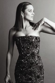 Glamorous Marion Cotillard Dior Cannes