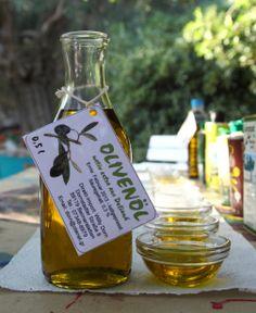 Nektar der Götter & Kretas flüssiges Gold – Olivenöl-Seminar mit Willy Dorn 2015