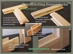 frame joints 3 by User Profile, Worlds Largest, The Unit, Deviantart, Gallery, Building, Frame, Furniture, Home Decor