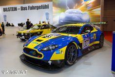 #7 Aston Martin Racing Aston Martin Vantage GT3 (SP9)