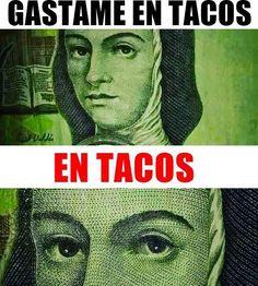 Gástame en tacos