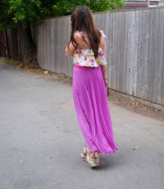 #ootd #whatiwore #fashion #summer #pleats #ruffles
