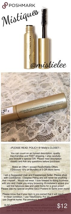 Huge Extreme BOLD Lash! No Flakes or Fall outs NEW Made by: Stila Mascara .20 fl oz. Intense Black For the Biggest Lashes EVer! Major Volume with oNe Coat. No Clumping... Soft build-able Lashes. 5 Star Rated. NEW Travel Size. FYI: Full .44 fl oz Sells for $24. Price FIRM Unless Bundled for 15% Discount at checkout. Thank you for browsing my other items. Stila Makeup Mascara