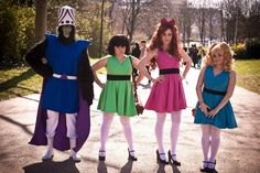 Powerpuff Girls a, Mojo Jojo Cosplay - Super Nana by MAJCosplay.deviantart.com on @deviantART