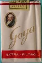 Carteles antiguos de publicidad-Cigarrillos Goya Vintage Cigarette Ads, Cigarette Brands, Cigarette Box, Vintage Tools, Retro Vintage, Dipping Tobacco, Old Boxes, Advertising Poster, Best Memories