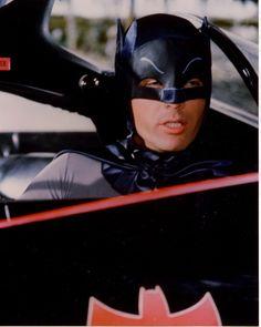 Adam West as Batman (loved it!)