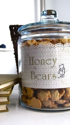 honey bears winnie the pooh