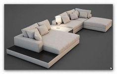угловые диваны в гостинной - Поиск в Google