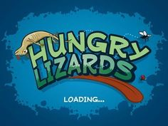Best apps video reviews: Hungry Lizards